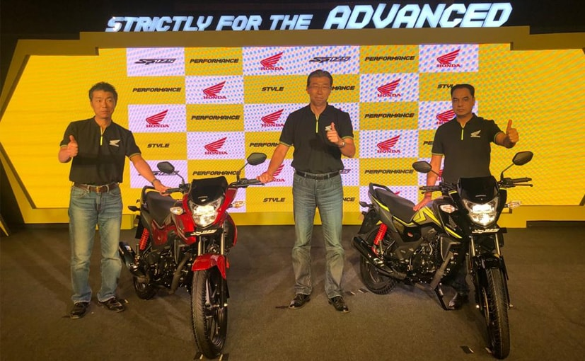 Honda SP 125 BS6 Bike Launched; Priced At &#8377 72,900