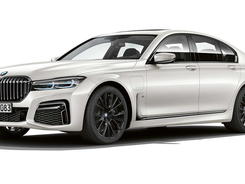 The 2020 BMW 745e iPerformance is an expensive way to lean green