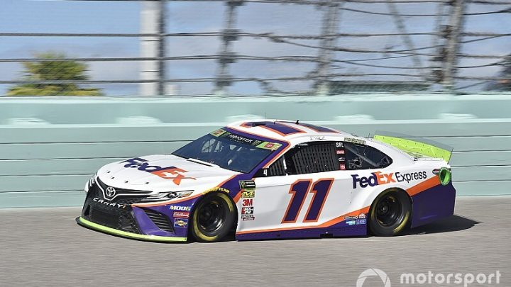 Hamlin: 'I don't think I could have done a better job'