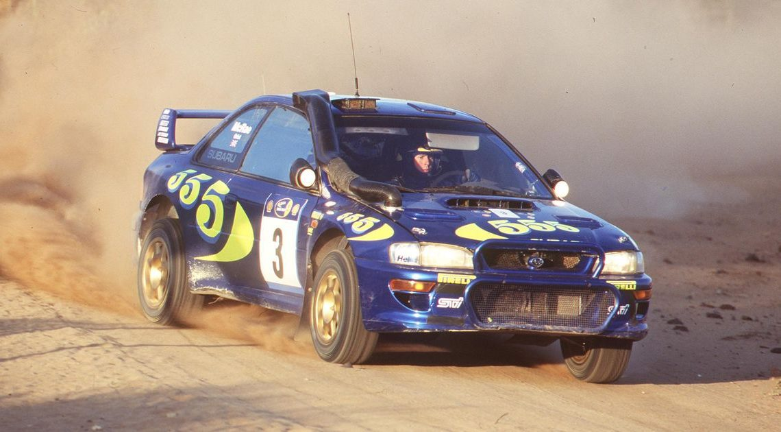 Prodrive Will Now Officially Restore Its Awesome Classic Racers