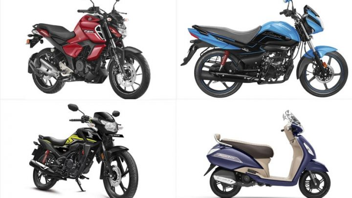 List Of BS6 Compliant Two-Wheelers In India