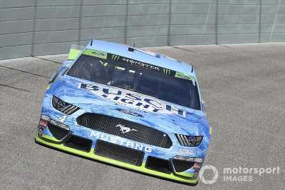 Harvick's title hopes rested on trying 'something different'