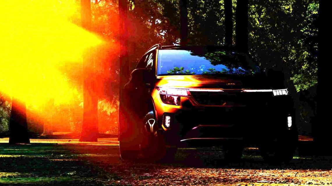 Kia Teases New SUV For November 20 Debut At LA Auto Show