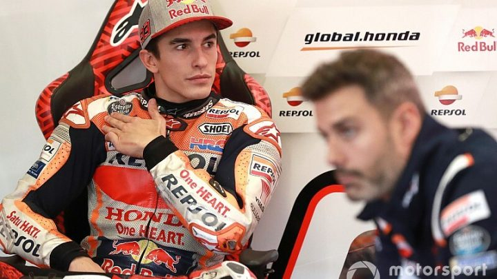 Honda says Marquez shoulder surgery 'successful'