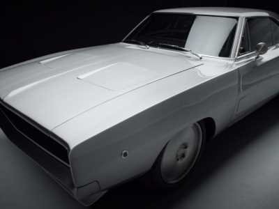 'Furious 7' fans, here's your chance: The Dodge Charger Maximus is coming up for auction