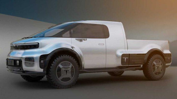 Are Shocking Surprises Planned For Tesla Pickup Truck Reveal?
