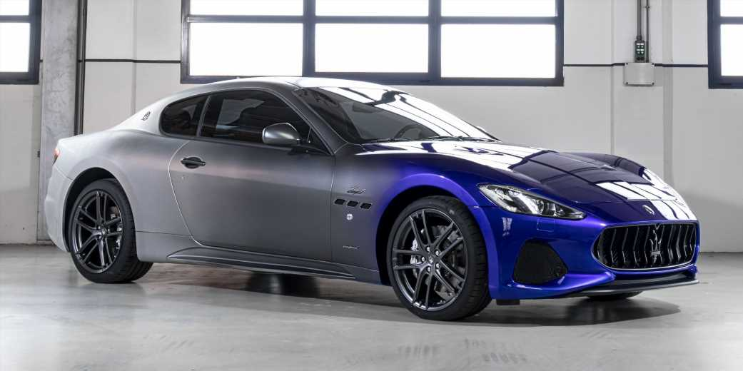 The Maserati GranTurismo Is Finally Dead