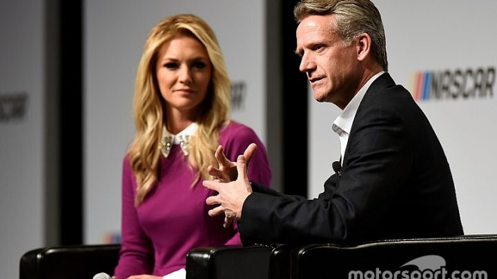 Steve Phelps: NASCAR wants to put the 'stock' back in 'stock car'