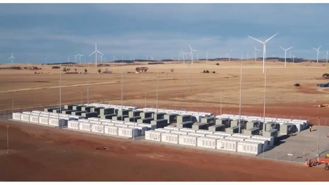 Neoen And Tesla Expand World's Largest Battery In Australia By 50%