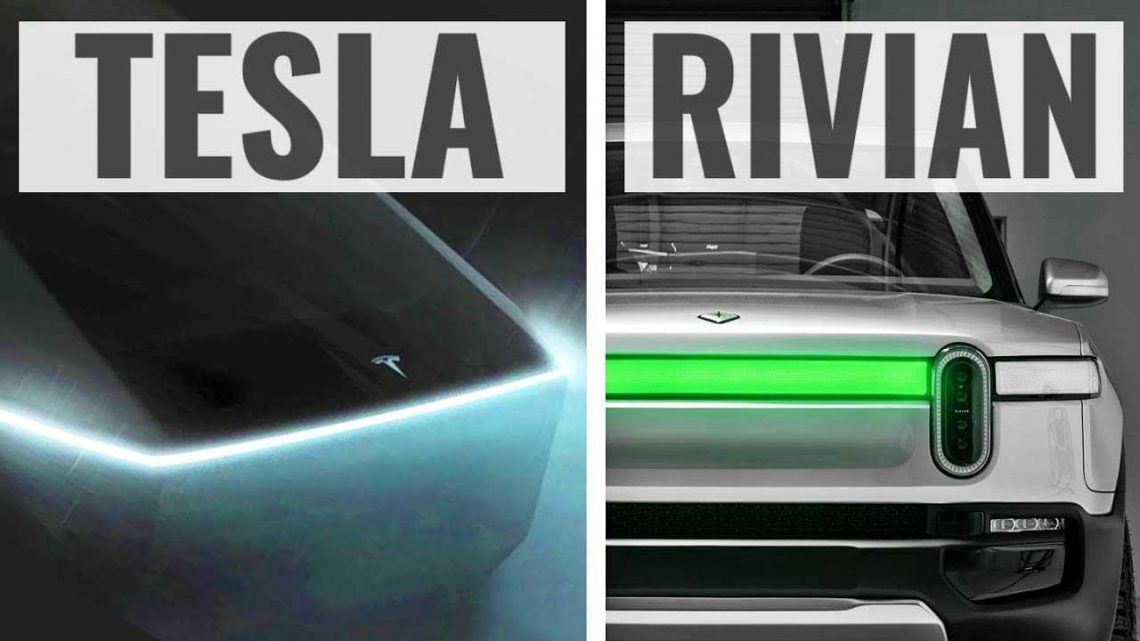 How Will The Tesla Pickup Truck Compare To The Rivian R1T?