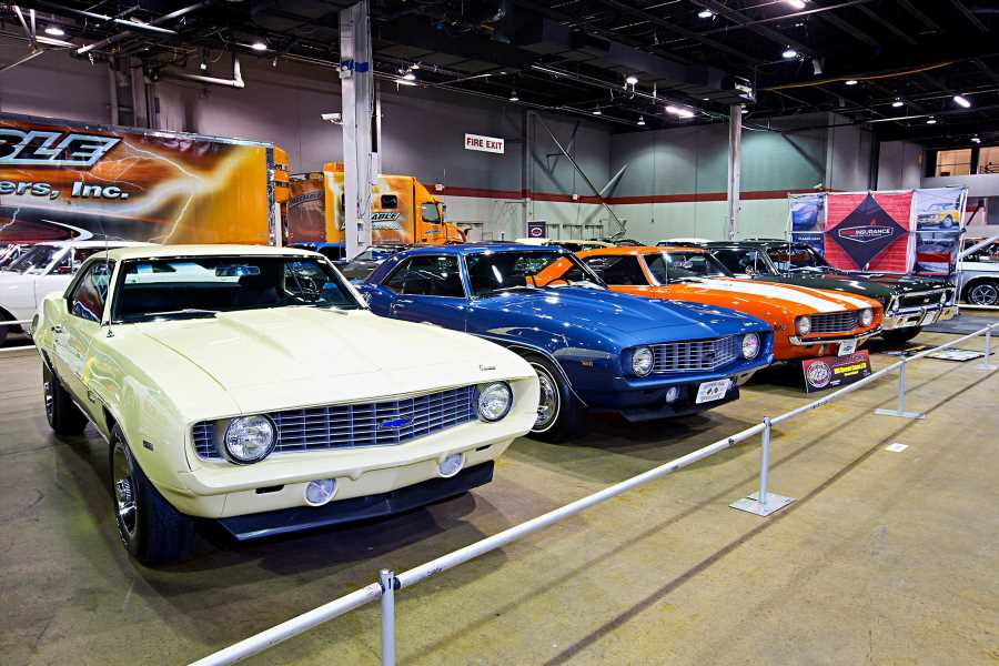 2019 Muscle Car and Corvette Nationals Bring the Chevy Heat