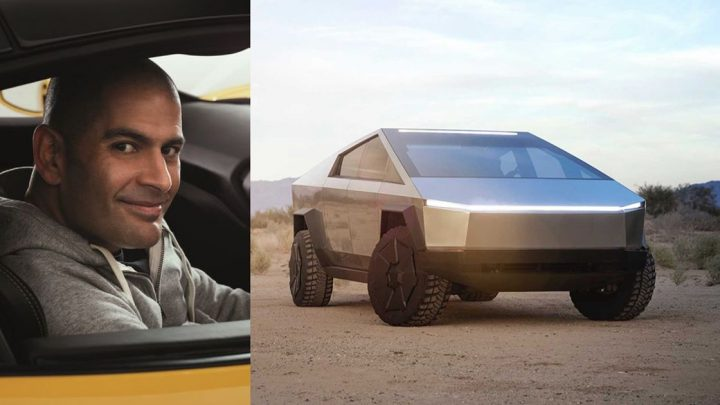 Chris Harris Mocks The Tesla Cybertruck, Calls It 'Risible'