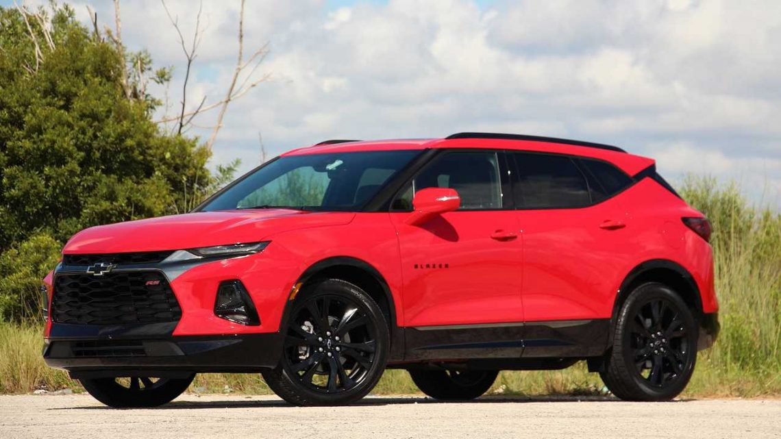 Lingenfelter Will Do What Chevy Won't: Supercharge The Blazer
