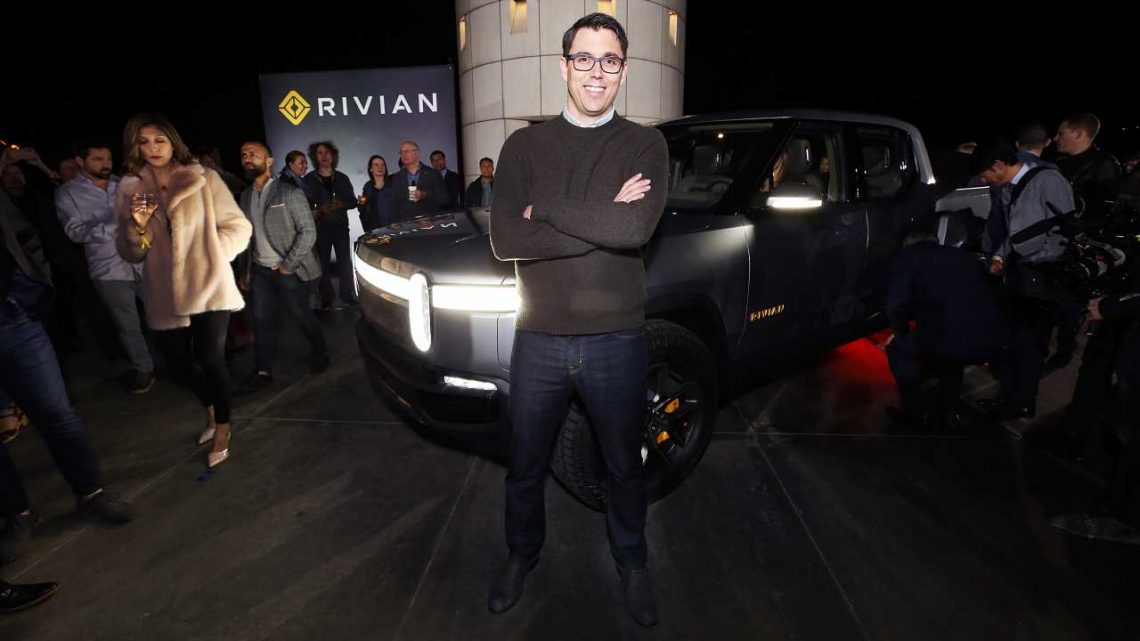 The Drive Interview: Rivian Automotive Founder and CEO RJ Scaringe