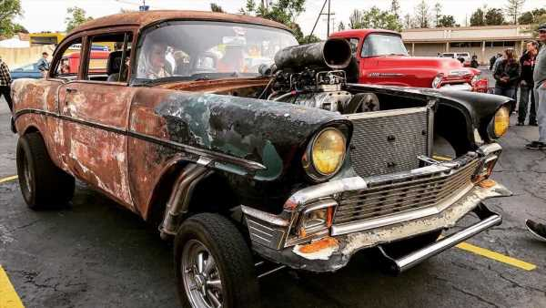 Owner Revives Classic 1956 Chevrolet Hot Rod That Burned in California Wildfire