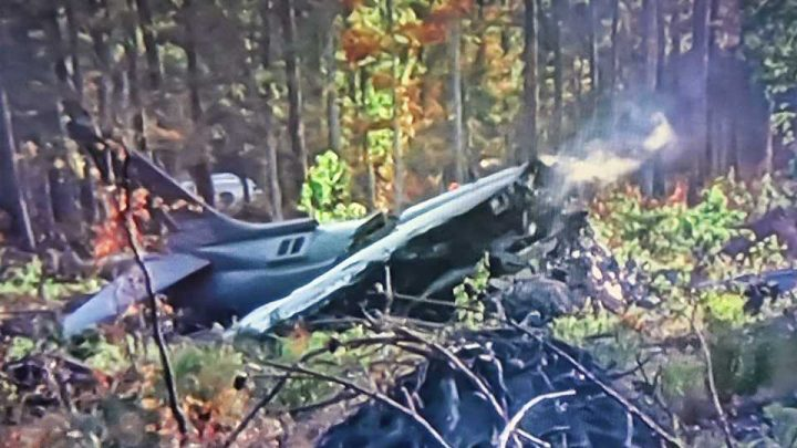 Marine AV-8B Harrier Crashed In North Carolina, Fourth U.S. Military Aircraft Lost In May (Updated)