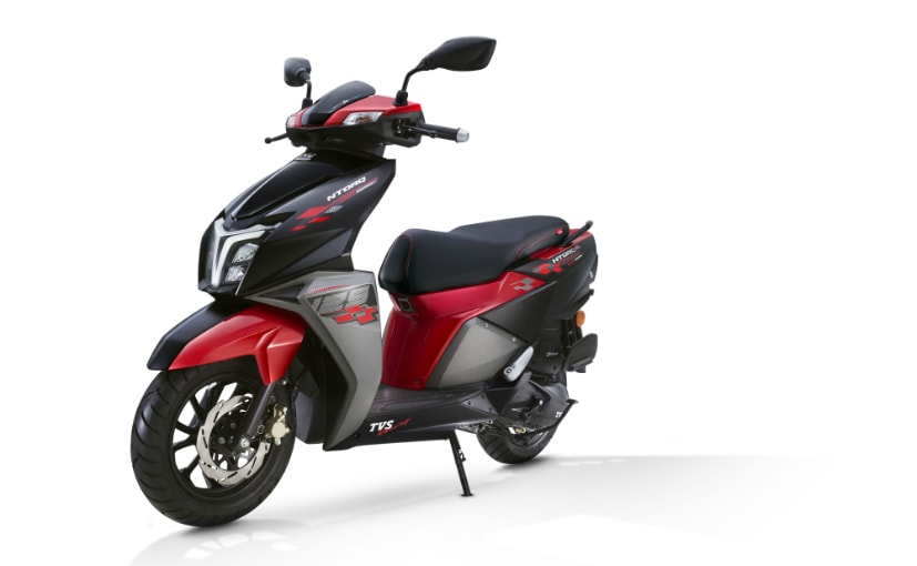 TVS NTorq 125 Race Edition Launched In Nepal