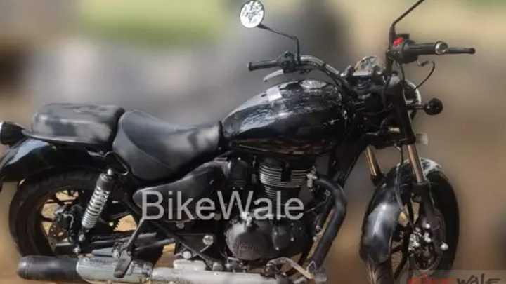 Production-Ready 2020 Royal Enfield Thunderbird X Spotted Testing