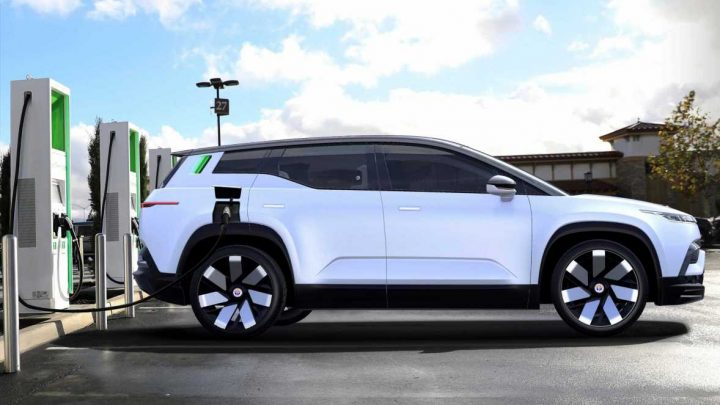 Fisker Ocean All-Electric SUV to Debut at 2020 CES