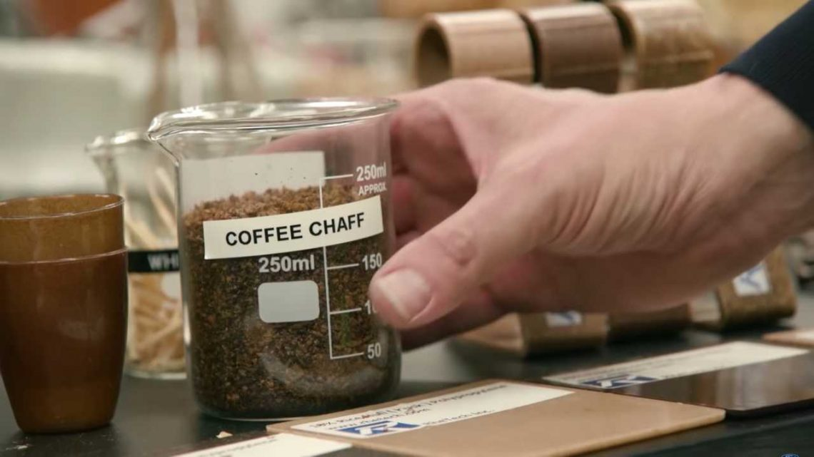 Ford Is Turning McDonald's Coffee Waste Into Car Parts