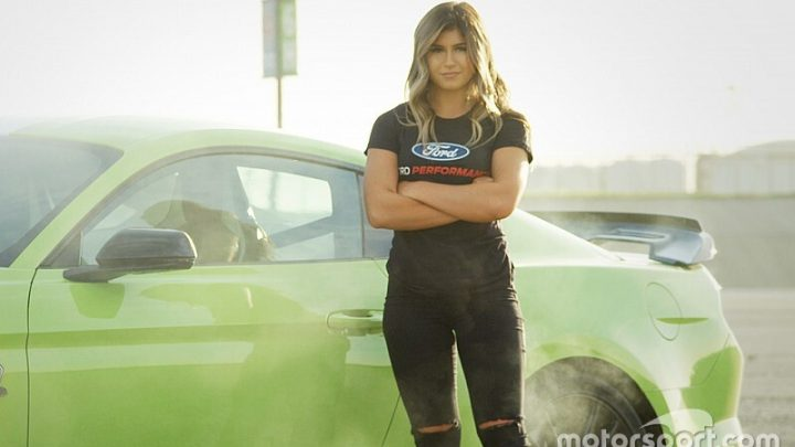 Hailie Deegan: Move to Ford camp is 'the right path for me'