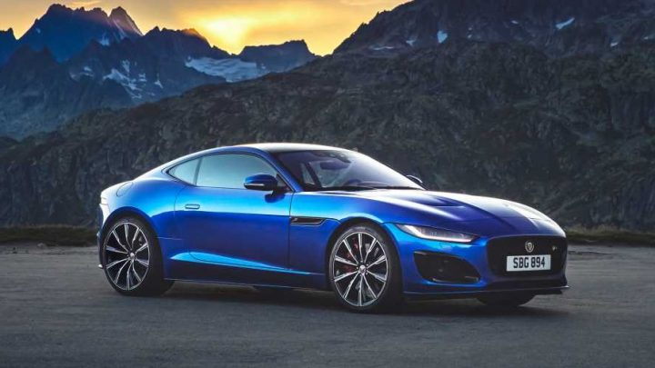 The 2021 Jaguar F-Type Looks Angrier Than Before