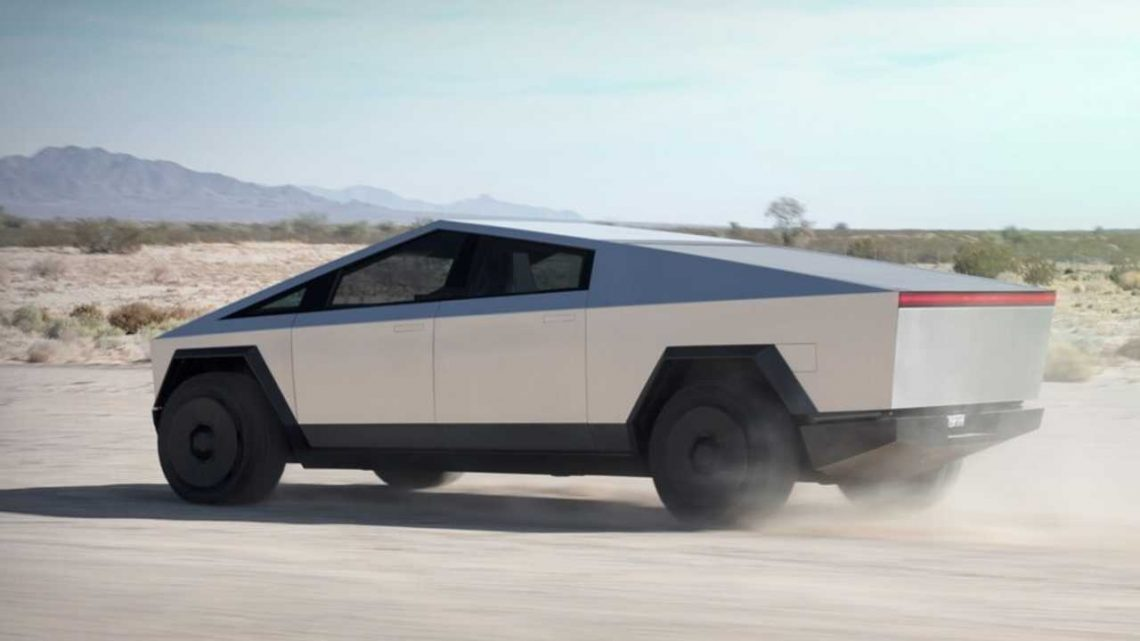Petition Started To Have Tesla Cybertruck Included In Forza Games