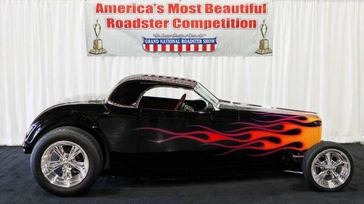 Top 10 AMBR Award Contenders: Grand National Roadster Show 2020 – Hot Rod