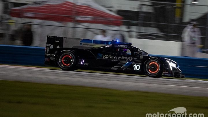 Rolex 24, Hour 6: Cadillacs to the fore as night falls