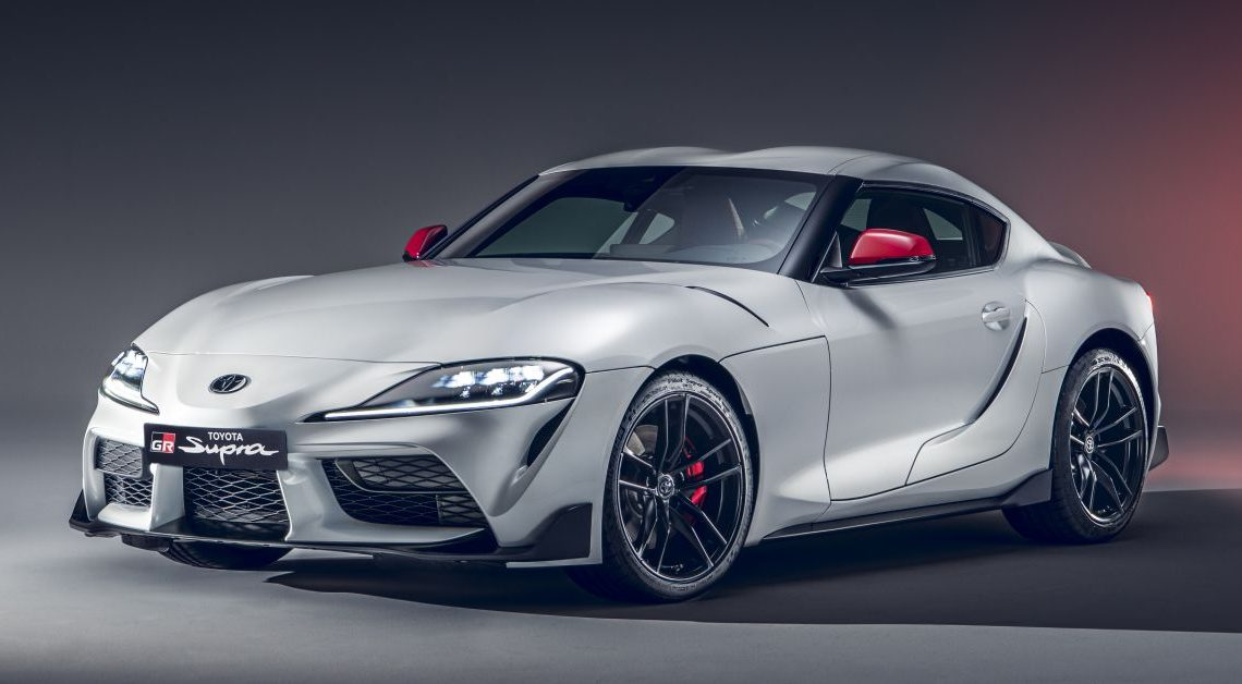 Toyota GR Supra 2.0L variant launched in Europe – 258 PS/400 Nm, Fuji Speedway edition limited to 200 units