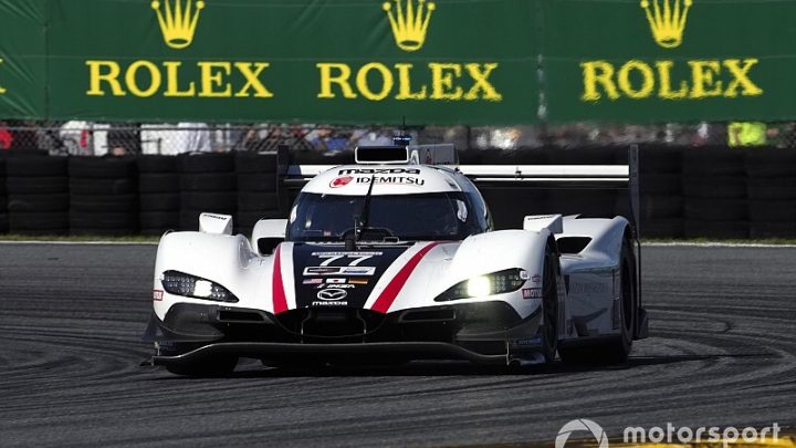 Rolex 24, Hour 2: Mazda and Porsches lead opening stints