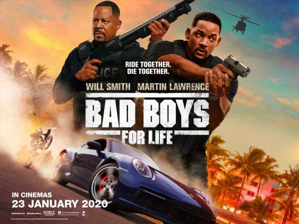Win Bad Boys For Life premiere passes and premium merchandise with the Driven Movie Night contest!