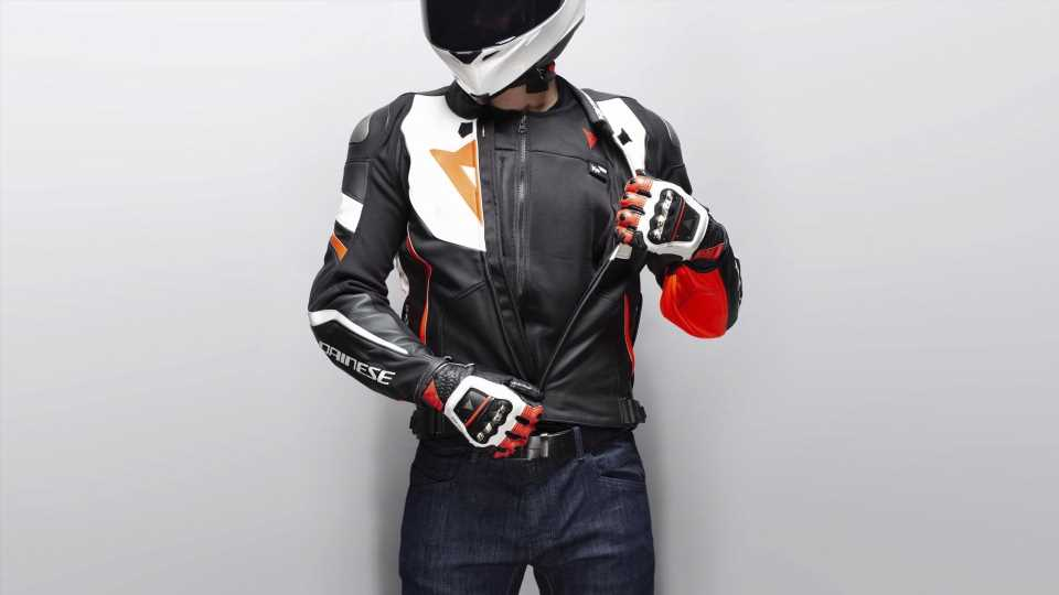 Dainese Release Motorcycle Smart Jacket With Airbag Technology