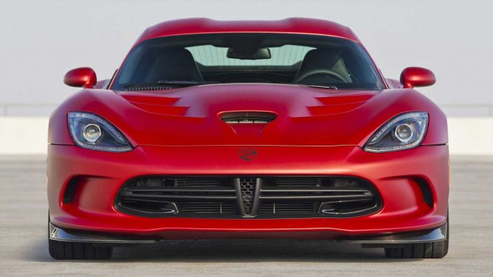 Dodge Sold a Total of Five New Vipers in 2019