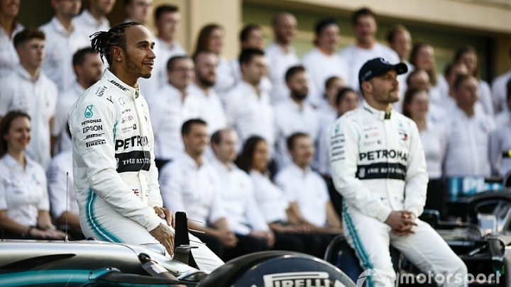 What Bottas has learned from Hamilton