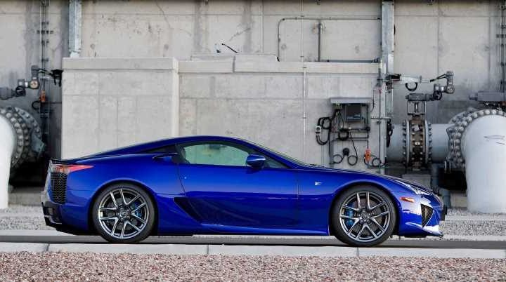 Lexus LFA Sales Grew 50 Percent in Its Seventh Year Out of Production
