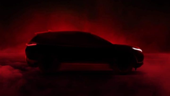 2020 Tata Harrier BS6 Automatic Teased In New Video