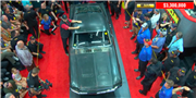 "The Original ""Bullitt"" Mustang Just Sold for a Record $3.4 Million at Auction"