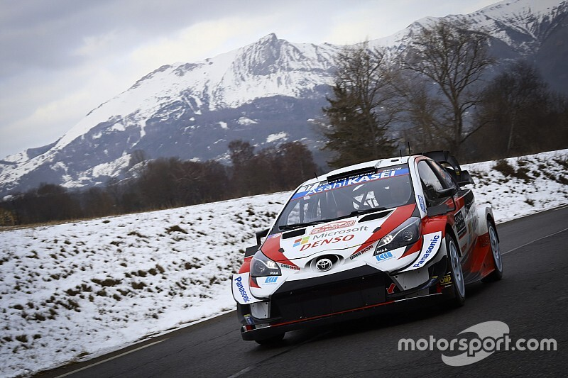 Ogier lacked 'knowledge' to push to limit in Toyota