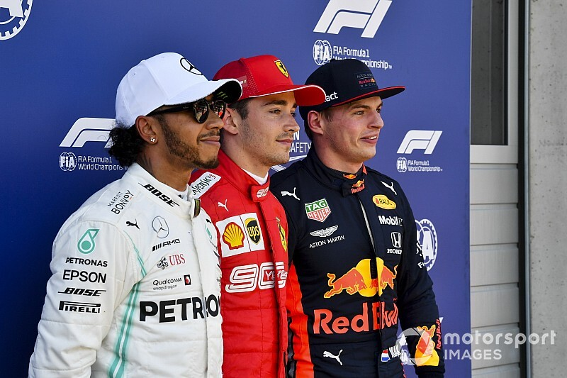 Horner eager to see Hamilton take on F1's latest talent 'wave'