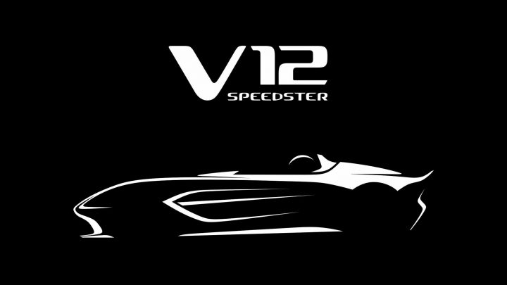 Aston Martin Is Building an Open-Top V-12 Speedster With 700 HP