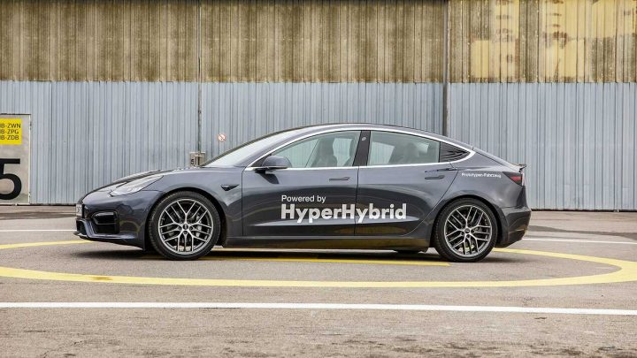 The Model 3-Based Obrist Mark II Is A Different Proposition For EVs