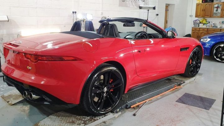 Here's A Jaguar F-Type V8 For Less Than A Ford Focus ST