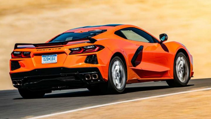 You Can Drive the Mid-Engine Corvette on Track for $300