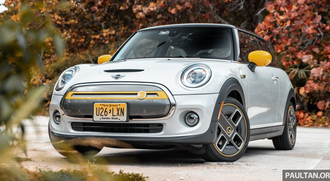 MINI Cooper SE now in Thailand, EV goes for RM304k