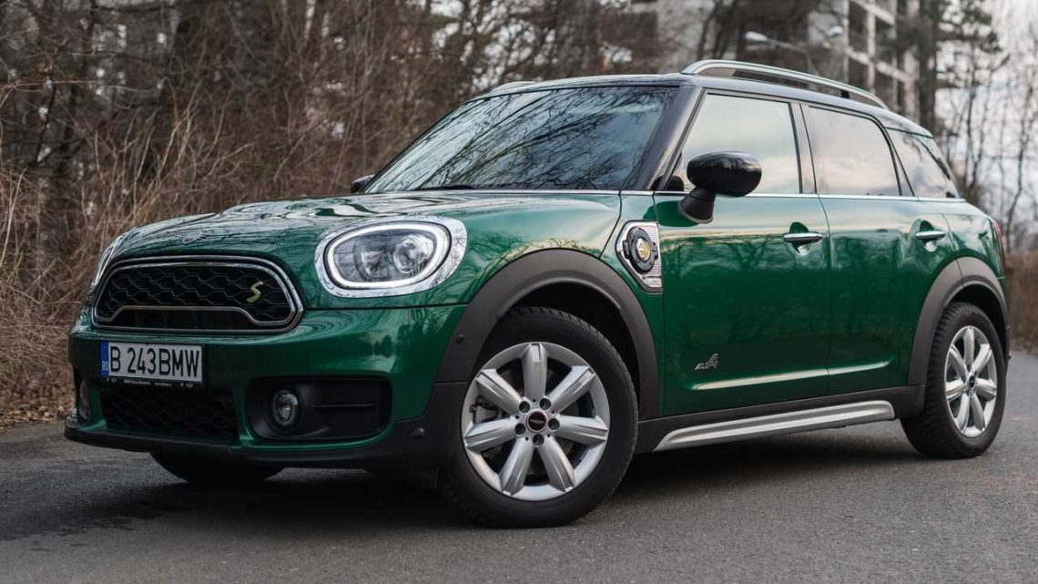 Ask Me Anything About The 2020 MINI Cooper S E Countryman PHEV