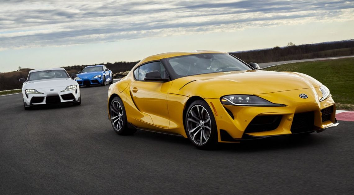 2021 Toyota GR Supra in US – 47 hp more, 2.0L option