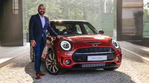 Mini Clubman India Summer Red Edition launched