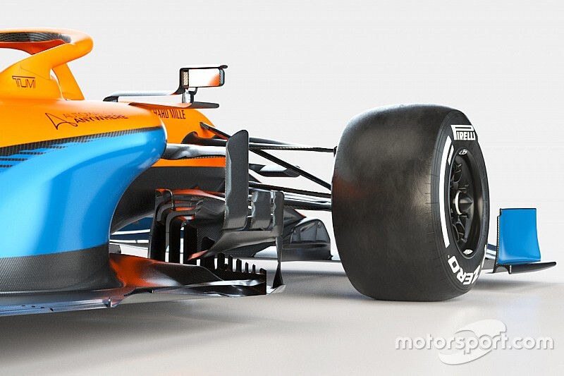 Gallery: McLaren's new MCL35 from all angles