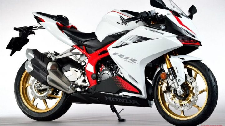2020 Honda CBR250RR Details Revealed; Gets More Power And Features